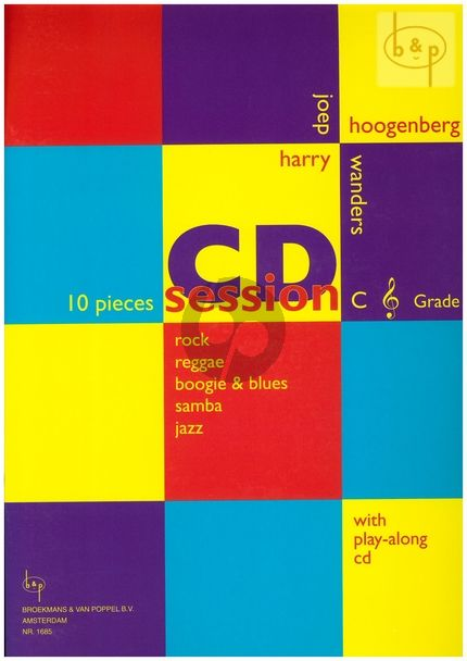 Dwarsfluit_cd session_Joep_wanders_isbn_706419