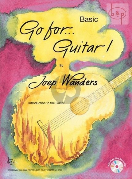 Gitaarmuziek Go for guitar Joep Wanders Basic