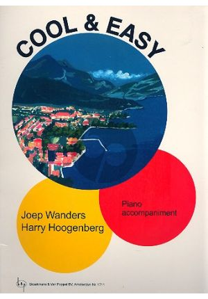 Pianoboek-Cool and Easy- Begeleidingsboek-Joep-Wanders-isbn-708079