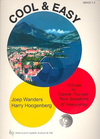 Trompetboek_cool_and_easy_Joep_wanders_isbn_708076