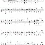 Radetzky Marsch pag 1 t/m 4 voor gitaar pdf